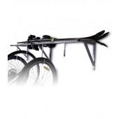 Vešiak na 4 bicykle