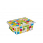 Plastový box Fashion, KIDS - POSLEDNÝCH 6 KS