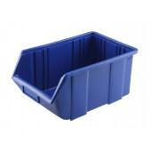Box na drobný materiál, velký, modrý